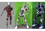 Kenshiro: робот с рекордным количеством мышц
