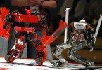 Японский инженер создал костюм для управления роботом