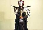 Роботы отбирают рабочие места у тренеров кендо