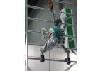Создан карабкающийся по лестнице робот