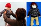 Noby: робот, имитирующий девятимесячных детей
