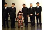 Робот e-NUVO будет учить детей