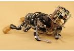 Pneuborn-7II и Pneuborn-13 – пневматические роботы-младенцы