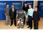 SURALP – первый гуманоидный робот из Турции