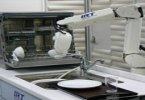 В Токио показан прототип кухонного робота