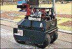 Корейцы создали робота-патрульного