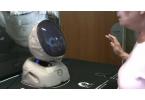 Робот Kompott поможет в общении пожилым