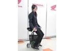 Honda разработала кресло-скутер