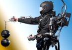Костюм Raytheon умножает силу человека в 20 раз