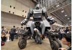 Куратас гигантский боевой робот