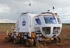 Роботизированная лунная база-самоходка