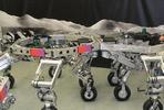 Новый космический робот