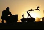 2% военного контингента в Афганистане — роботы