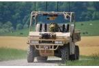 пехота США получит автономное роботизированное снабжение тыла