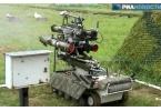 Российский робот стреляет из 3 видов оружия