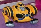 Bossa Nova интригует публику экстравагантными роботами