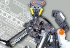 Робот Johnny 5 из конструктора LEGO MINDSTORMS
