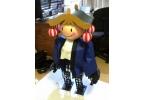 Новый робот от Такеши Маеда дерется с улыбкой на лице