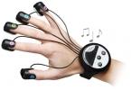 Finger Piano: барабаним пальцами со звуком пианино
