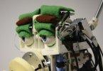 Бельгийцы построили робота с хоботом