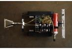 Kunstrasen: робот с маленьким огнеметом