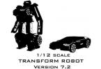 Представлен настоящий робот-трансформер за $24 тыс.