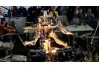 StickBoy - робот барабанщик