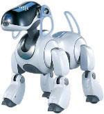 собака робот AIBO