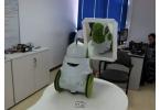 Робот узнает свое отражение