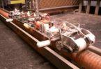 Робот-электрик займется ремонтом линий электропередач