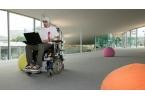 Инвалидная коляска с нейроинтерфейсом и искусственным интеллектом