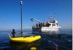 Океанские роботы-планеры отправились в исторический заплыв