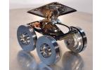 Машины, мотоциклы и роботы из жестких дисков