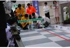 Марафон двуногих роботов завершился победой команды Vstone