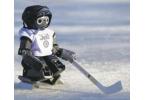 Робот хоккеист