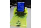 Умельцы собрали робота на базе смартфона с Android
