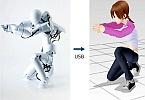 Робот Quma для анимации 3D-графики