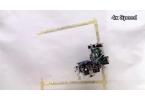 Робот собирает конструкции, карабкаясь по ним