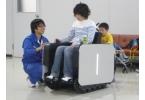 Электро-кресло на гусеницах Unimo