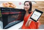 Микроволновка LG Lightwave Oven управляется со смартфона
