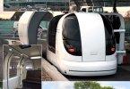Французы создали автобусы-роботы для итальянцев