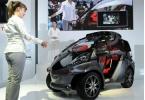 Умное насекомое Toyota покажут на выставке CEATEC