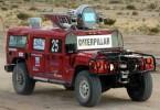 Роботы-машины покорили пустыню