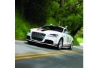 Автомобиль-робот Audi покорил вершину Пайкс-Пик