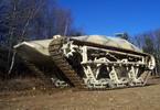 Инвалидный танк появился благодаря стаду лосей