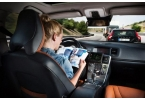 Volvo запланировала беспилотные автомобили на 2014 год