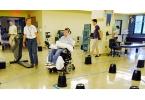 Инвалидная коляска управляется языком