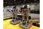 Роботы BoxingBots в режиме боя с тенью