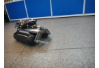 Создан робот, ползающий во всех направлениях