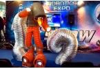 Выставка робототехники в Москве